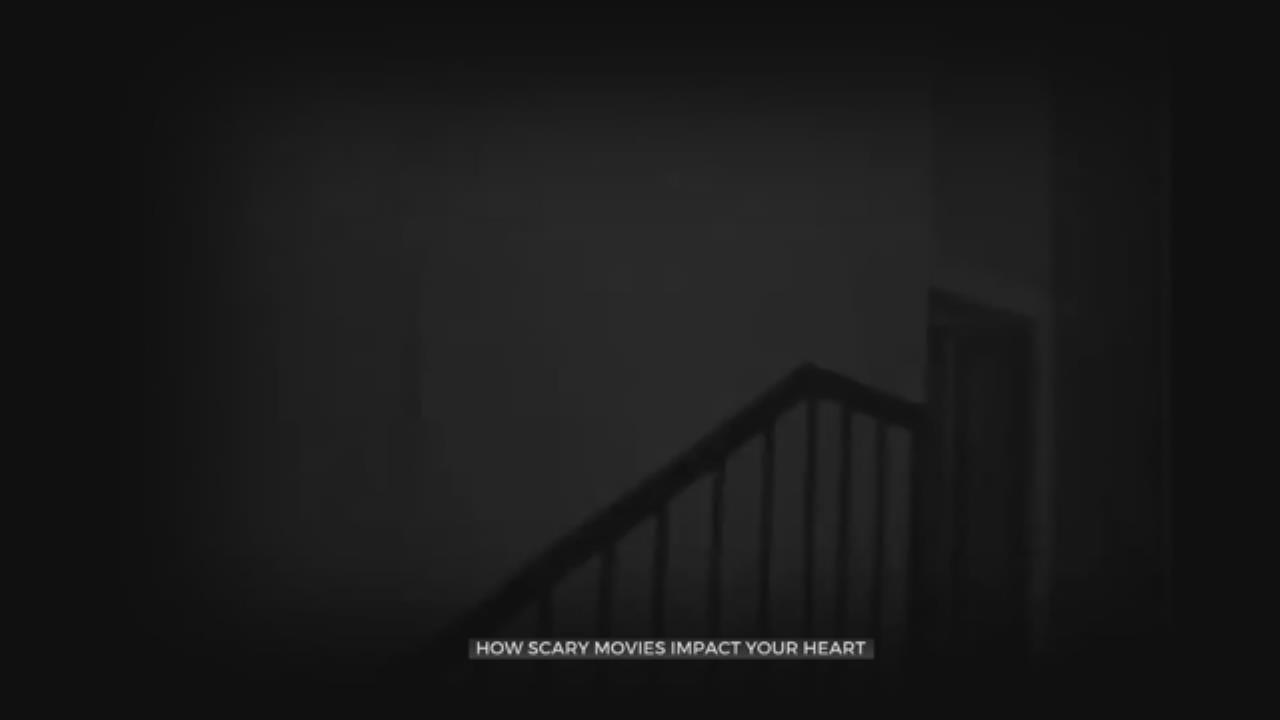 Medical Minute: Your Body's Reaction To Scary Movies