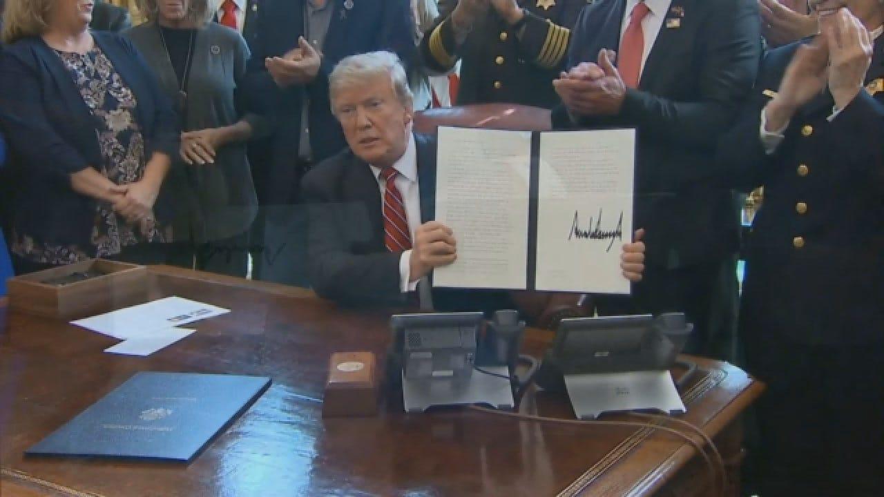 US House Fails To Override Trump Veto On Border
