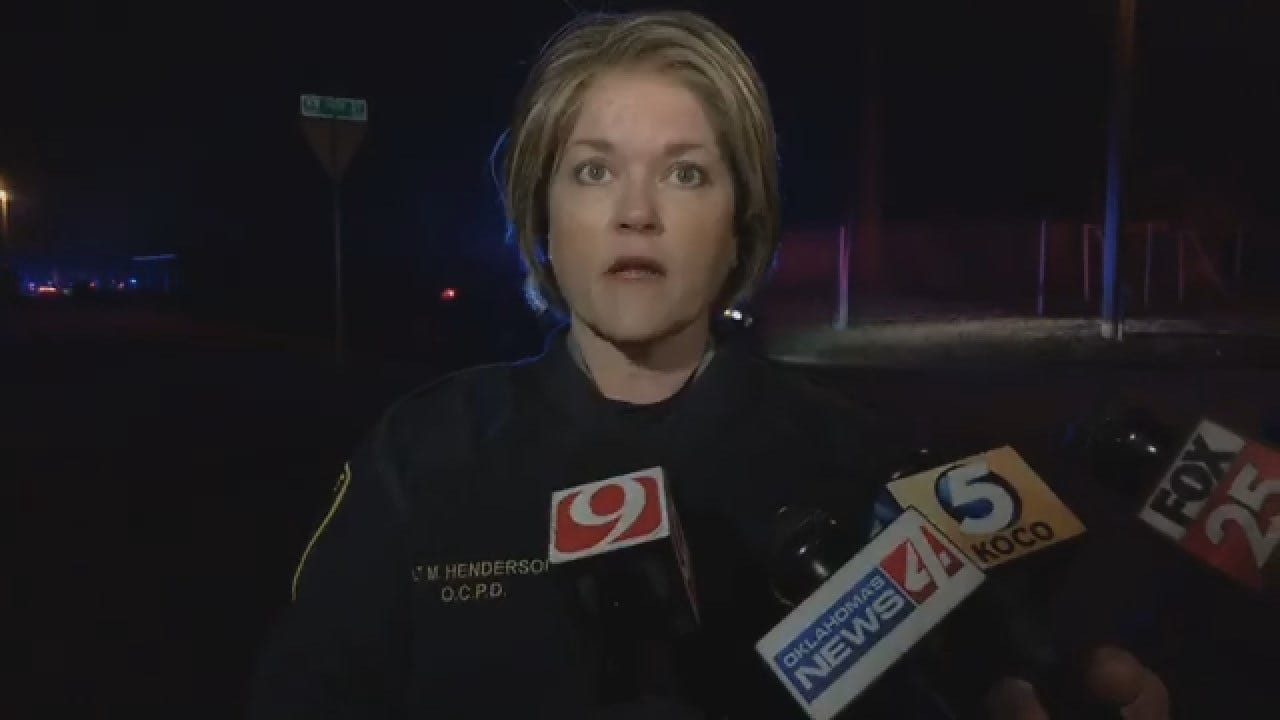 OCPD Gives Update On NW OKC Standoff Situation
