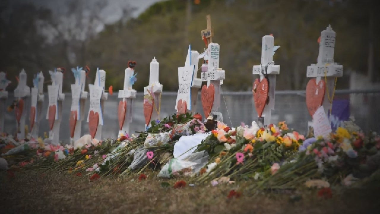 Another Parkland Shooting Survivor Dies In 'Apparent Suicide,' Police Say