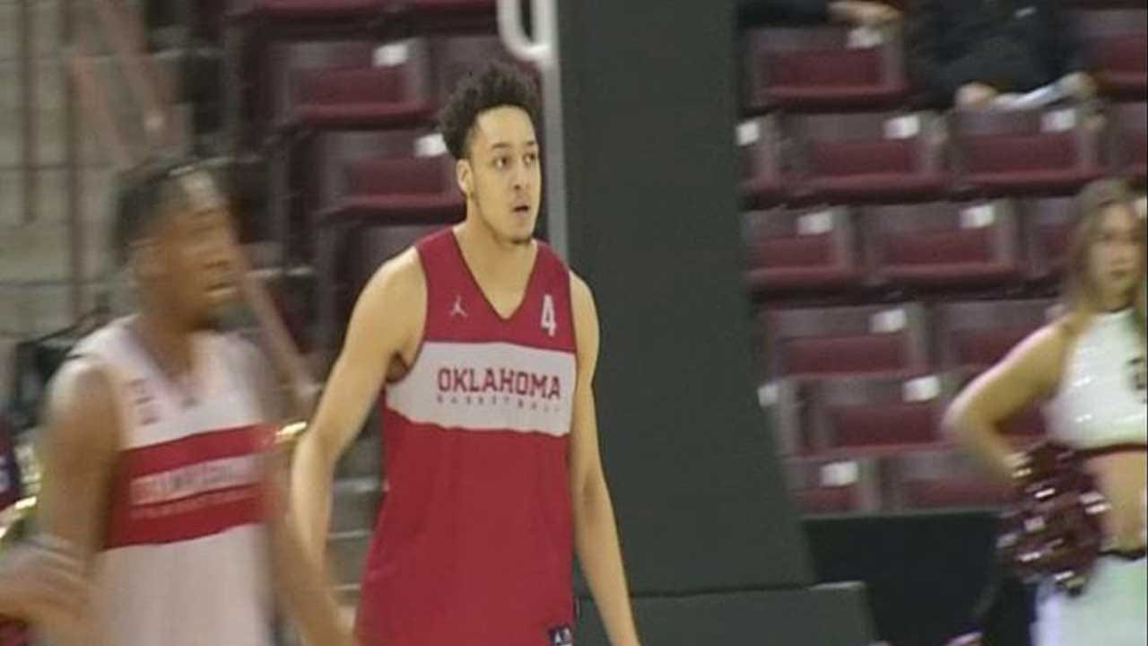 OU To Take On Ole Miss In First Round Of NCAA Tournament