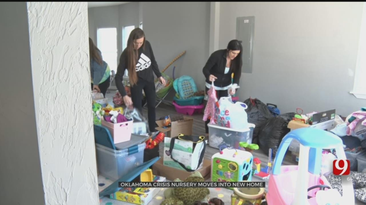 First Crisis Nursery Set To Open Soon In Oklahoma City