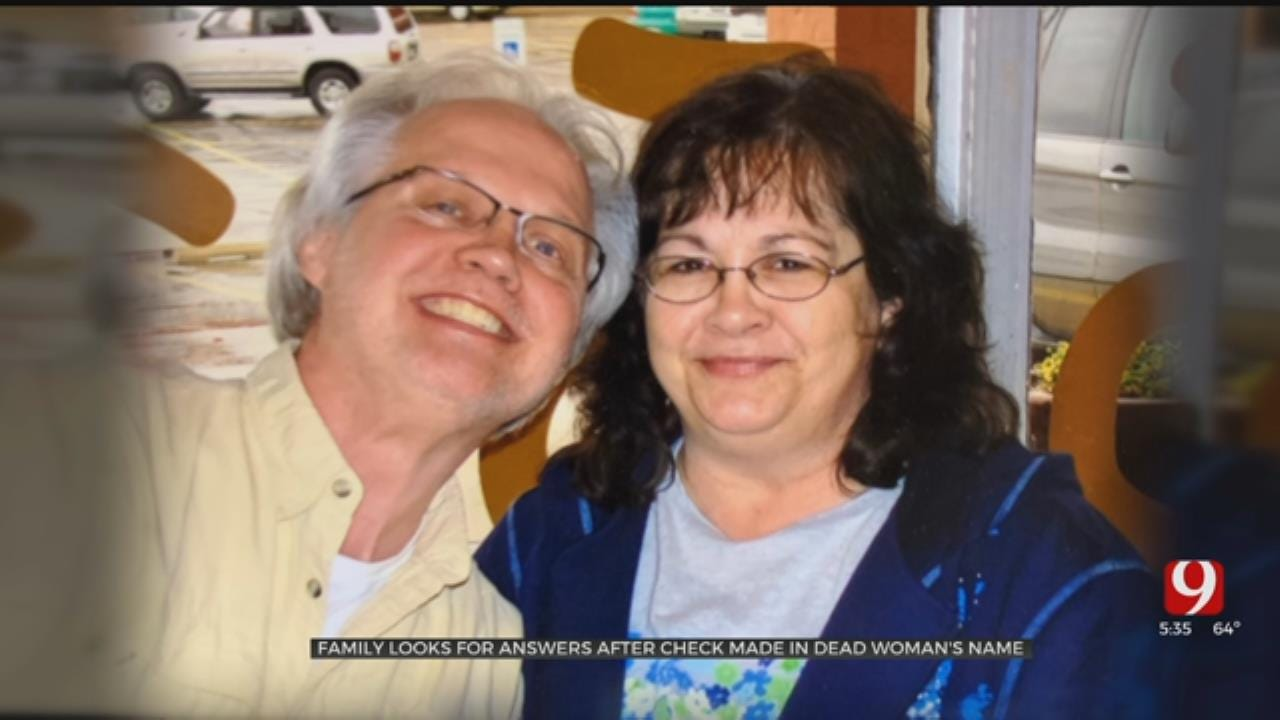 Oklahoma City Woman Victim of Identity Theft 2 Weeks After Her Death