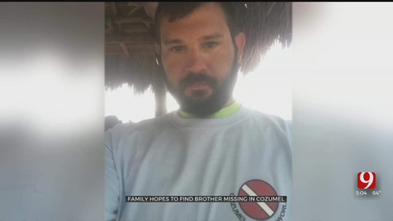 Mustang Family Hopes To Find Brother Missing In Cozumel