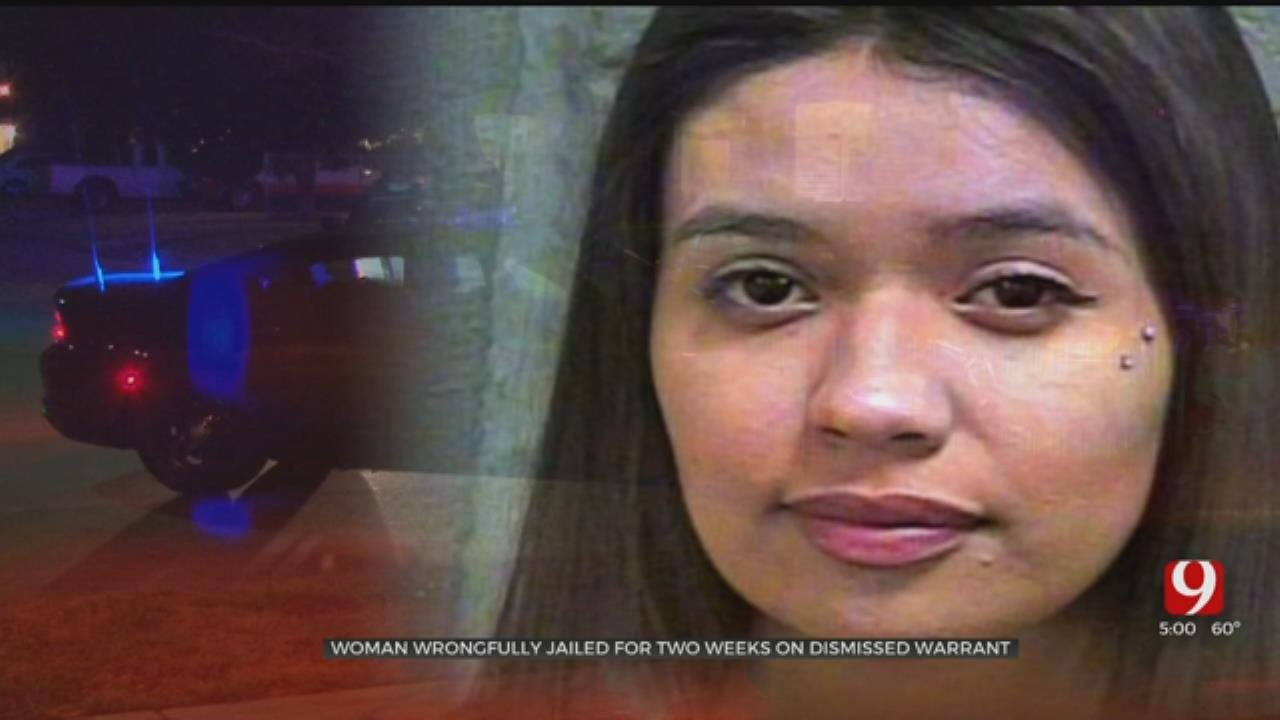 Oklahoma Woman Wrongfully Jailed For 2 Weeks On Dismissed Warrant