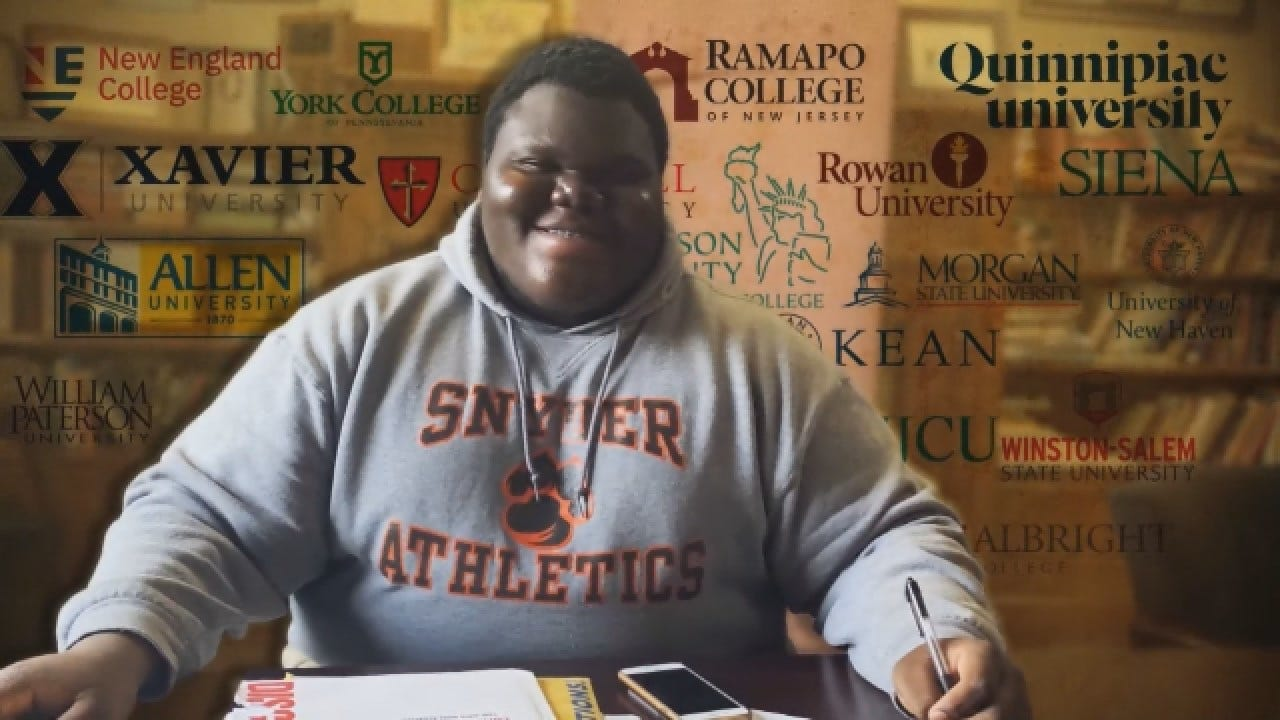 Formerly Homeless Teen Gets Into Dream School After 17 Other Acceptances