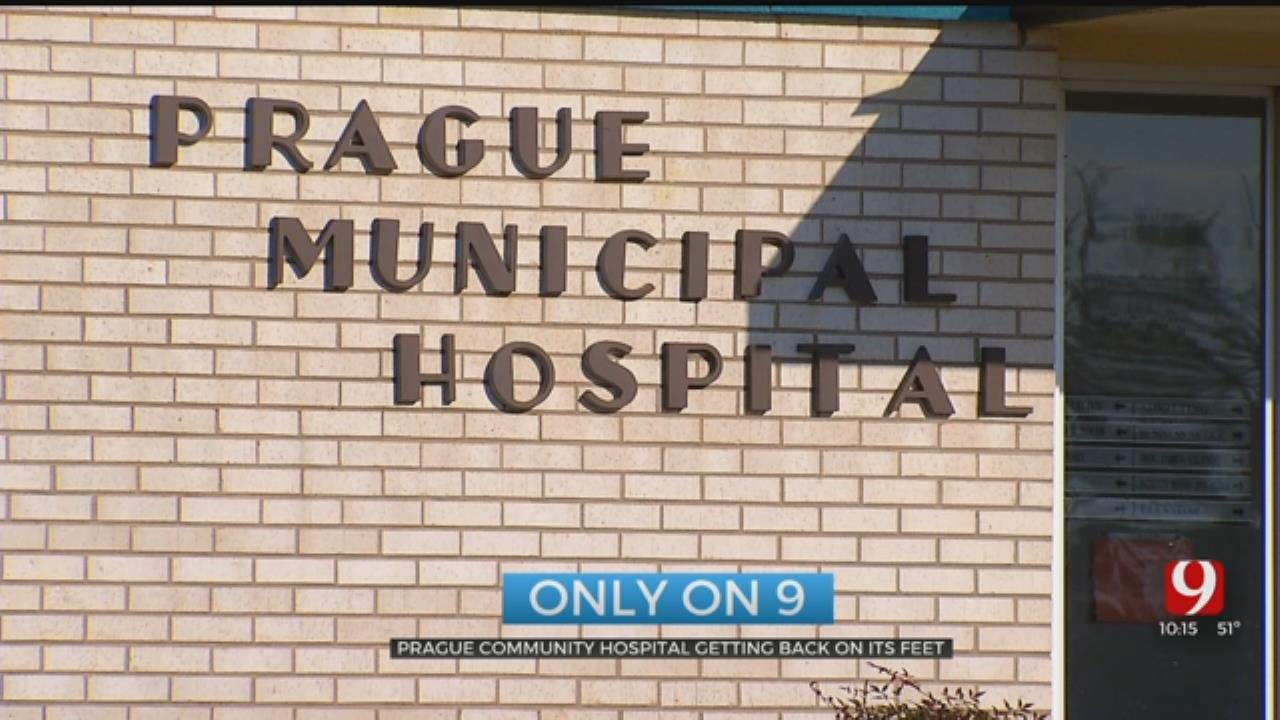 Prague Community Hospital Recovering Under New Management