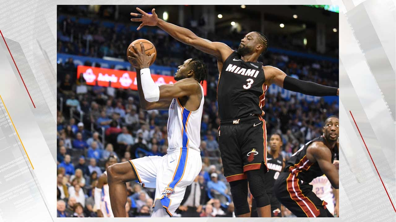 Westbrook-less Thunder Fall To The Heat, 116-107