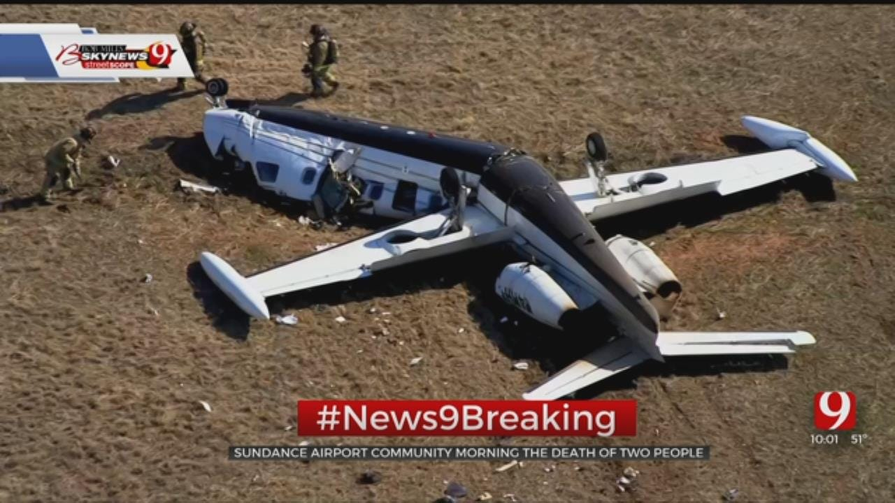Sundance Airport Community Mourns The Death Of 2 Pilots