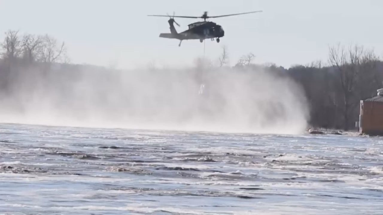Historic, Deadly Midwest Flooding Forces Thousands To Evacuate