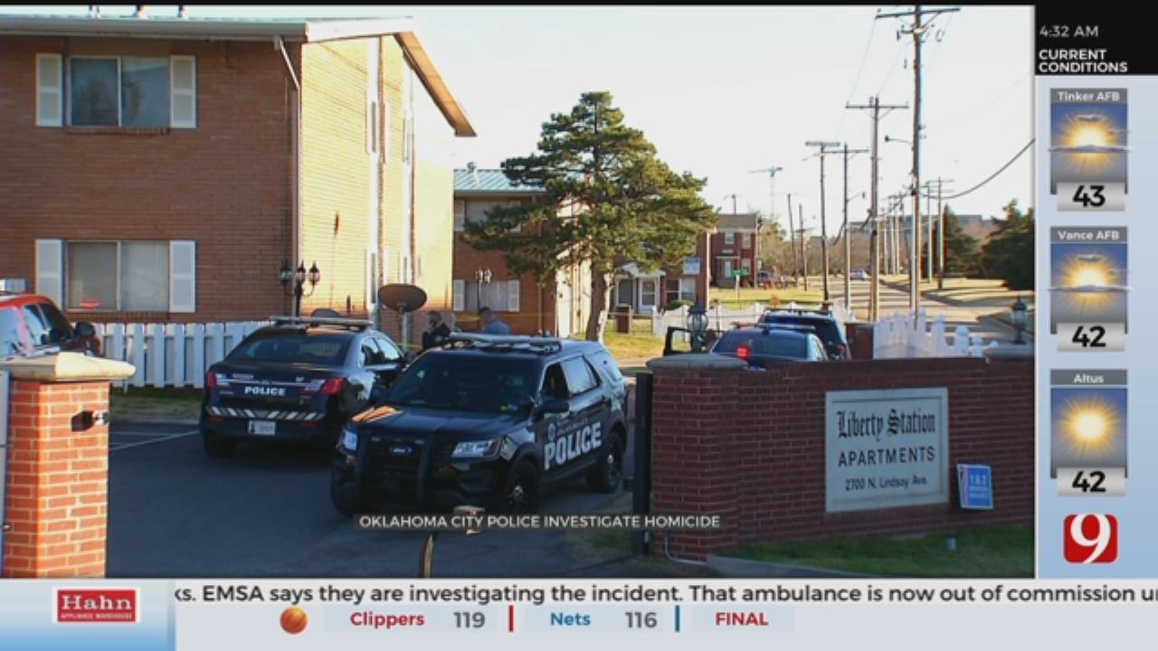 1 Dead After NE OKC Apartment Shooting