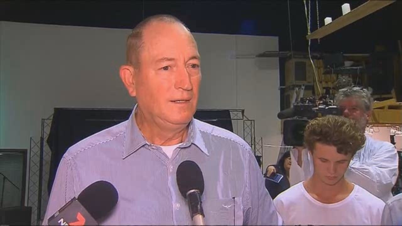Teen Eggs Australian Senator After His Controversial Comments On New Zealand Attack