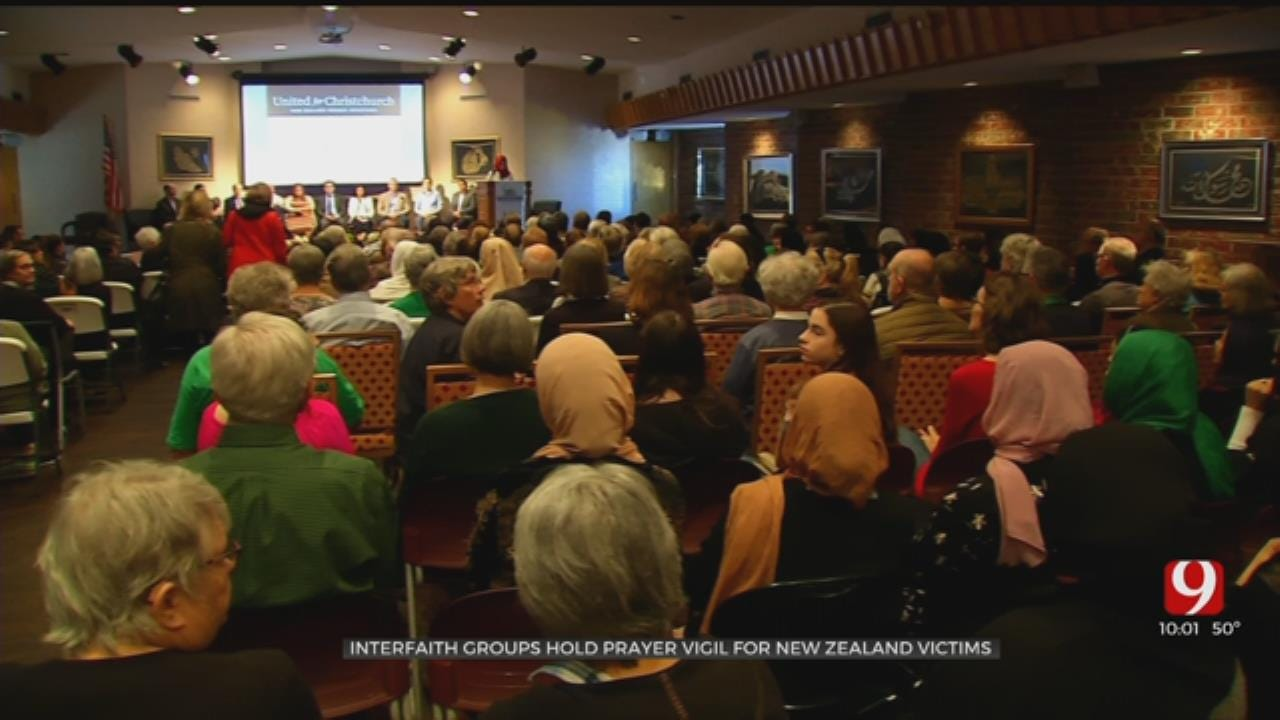 Metro Community Gathers To Pray Following New Zealand Mosque Shootings