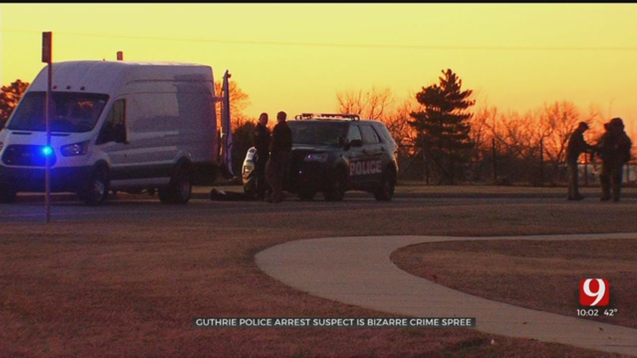 Police Give The 'All Clear' In Suspicious Package Investigation At Dog Park In NW OKC