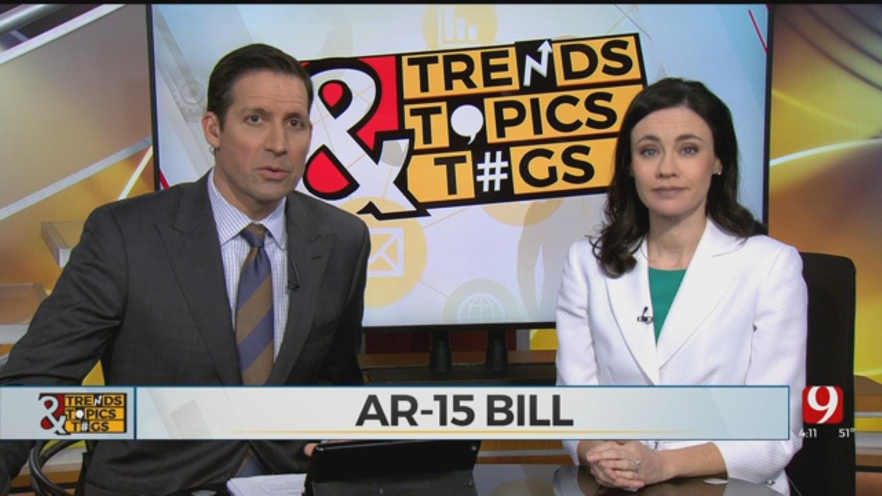 Trends, Topics & Tags: Bill Would Require Adults Aged 18-34 Own AR-15