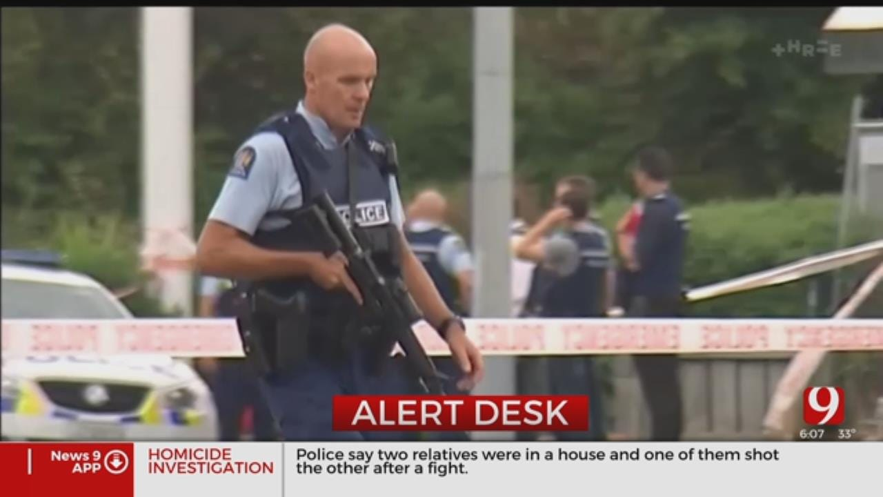 49 People Dead After Mass Shootings At 2 New Zealand Mosques