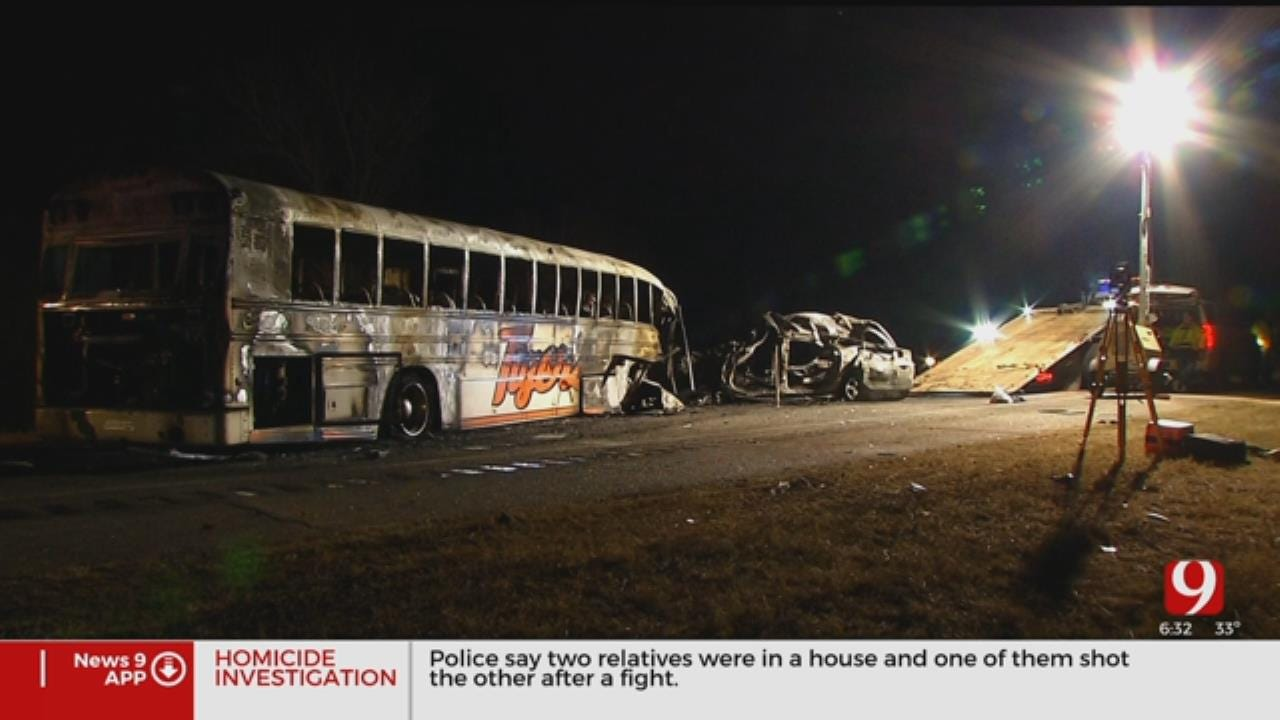 Funeral Held For Konawa Bus Crash Victim Held Friday