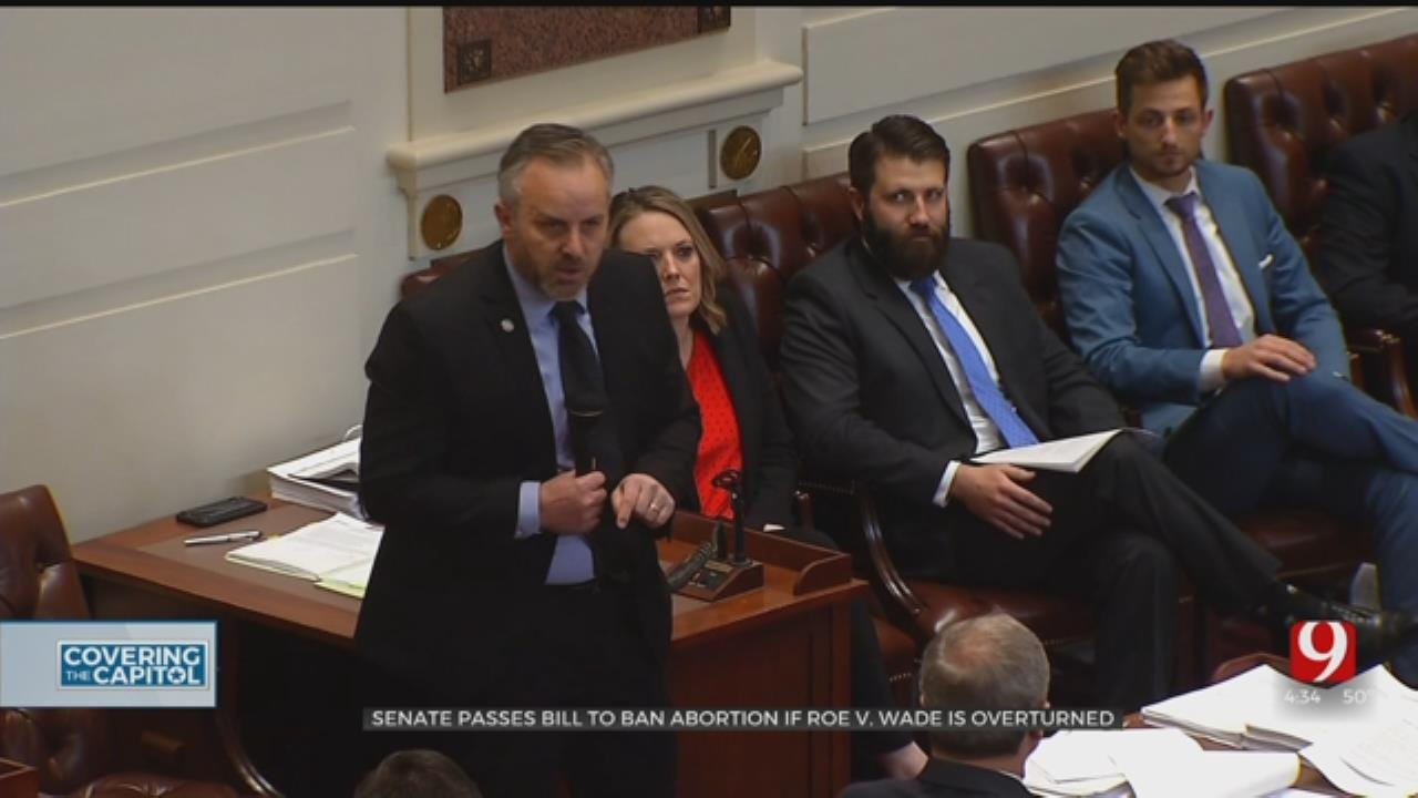 Bill Would Allow Voters To Decide Abortion Rights