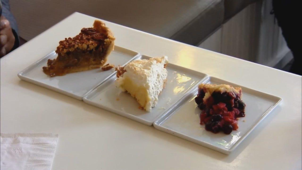 Happy Pi(e) Day! Here's The Waitress Pie Contest Winner