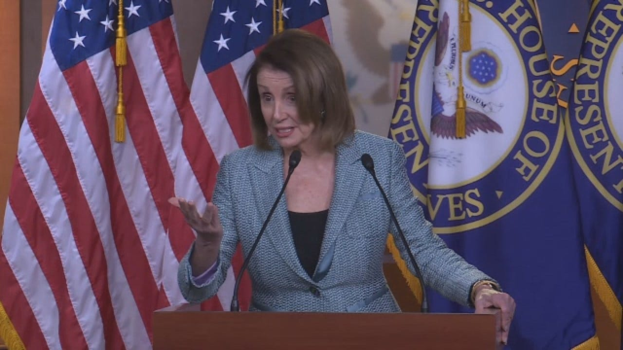 Speaker Pelosi On Beto O'Rourke Joining Democratic Presidential Primary Race