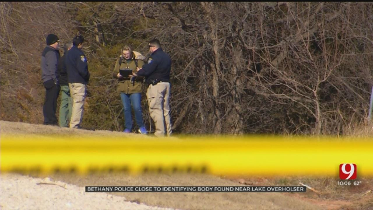 Bethany Police Close To Identifying 3rd Body Found Near Lake Overholser
