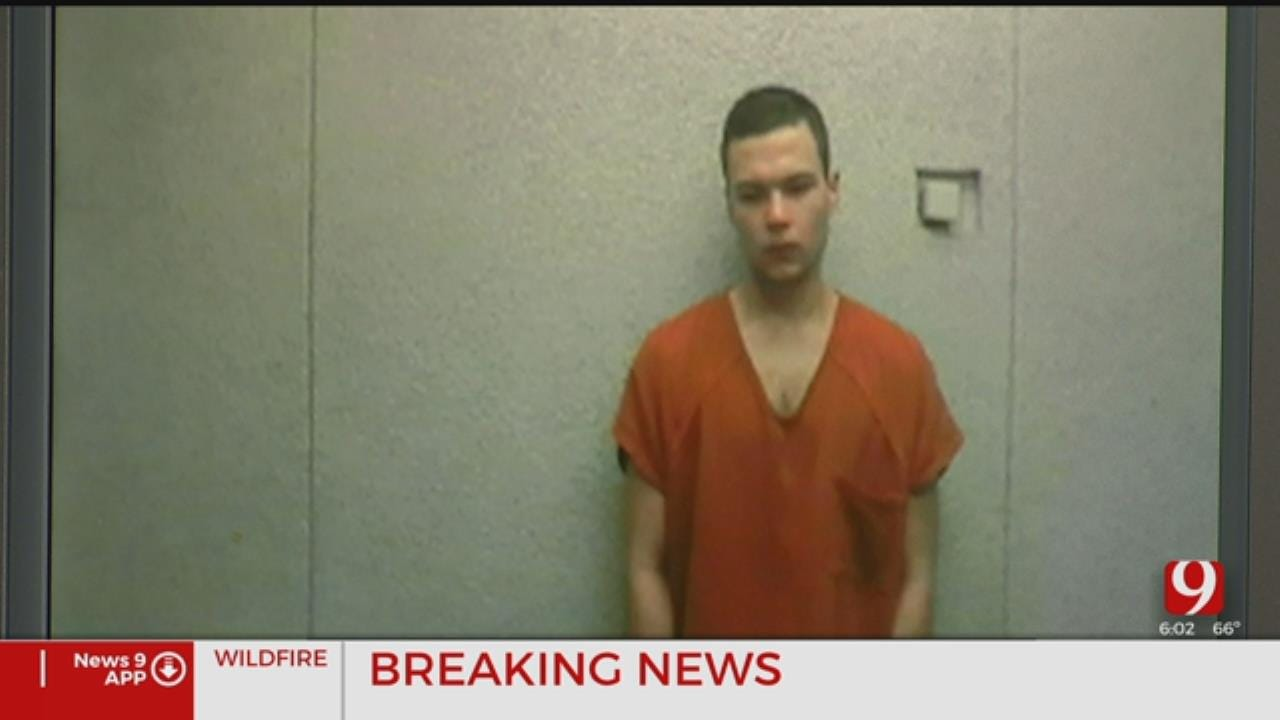 Edmond Teen Accused Of Parents Murder Makes First Court Appearance