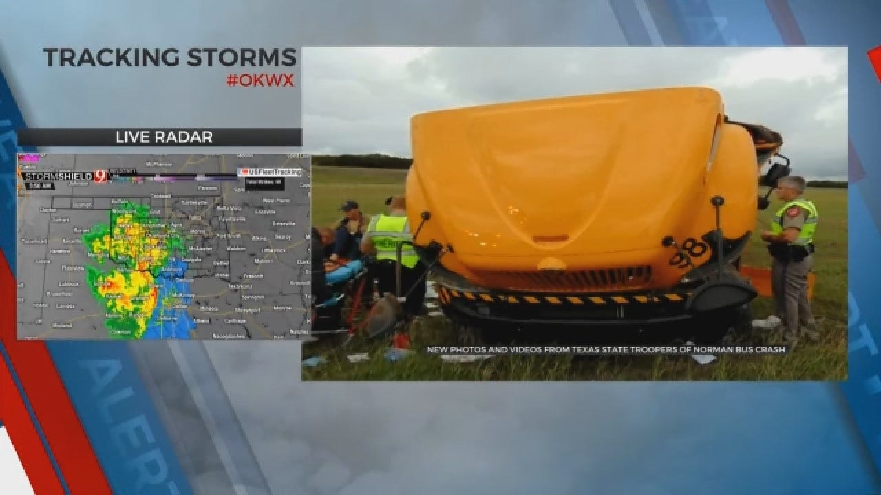 New Details On Norman Bus Crash Investigation