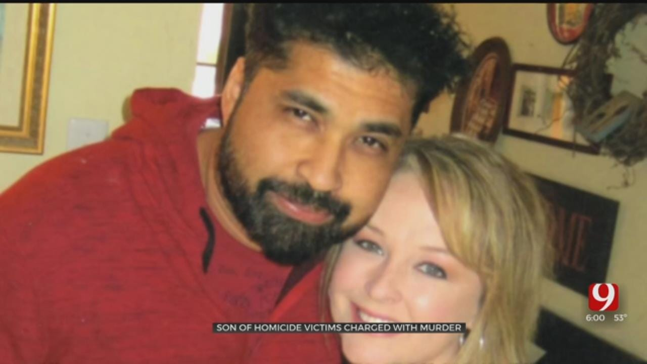 Edmond Couple Laid To Rest Day After Son Charged With Double Murder
