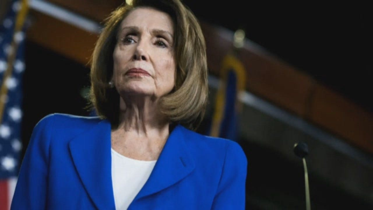 Speaker Pelosi Says She's Against Impeaching President Trump Now