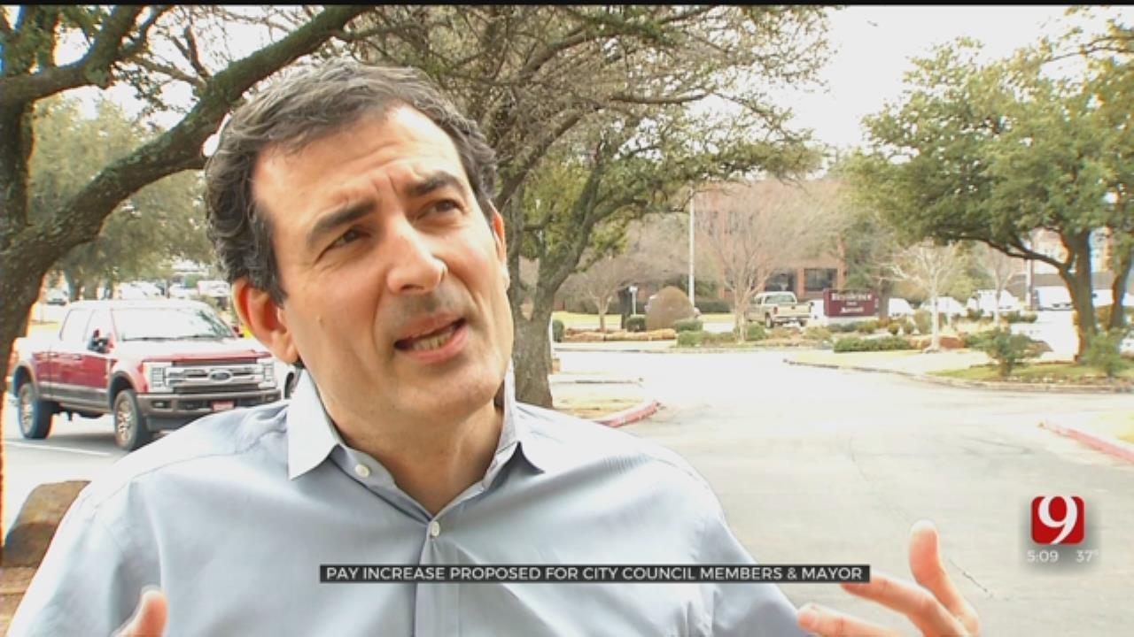 OKC City Councilman Proposes Tripling Salaries For Members, Mayor
