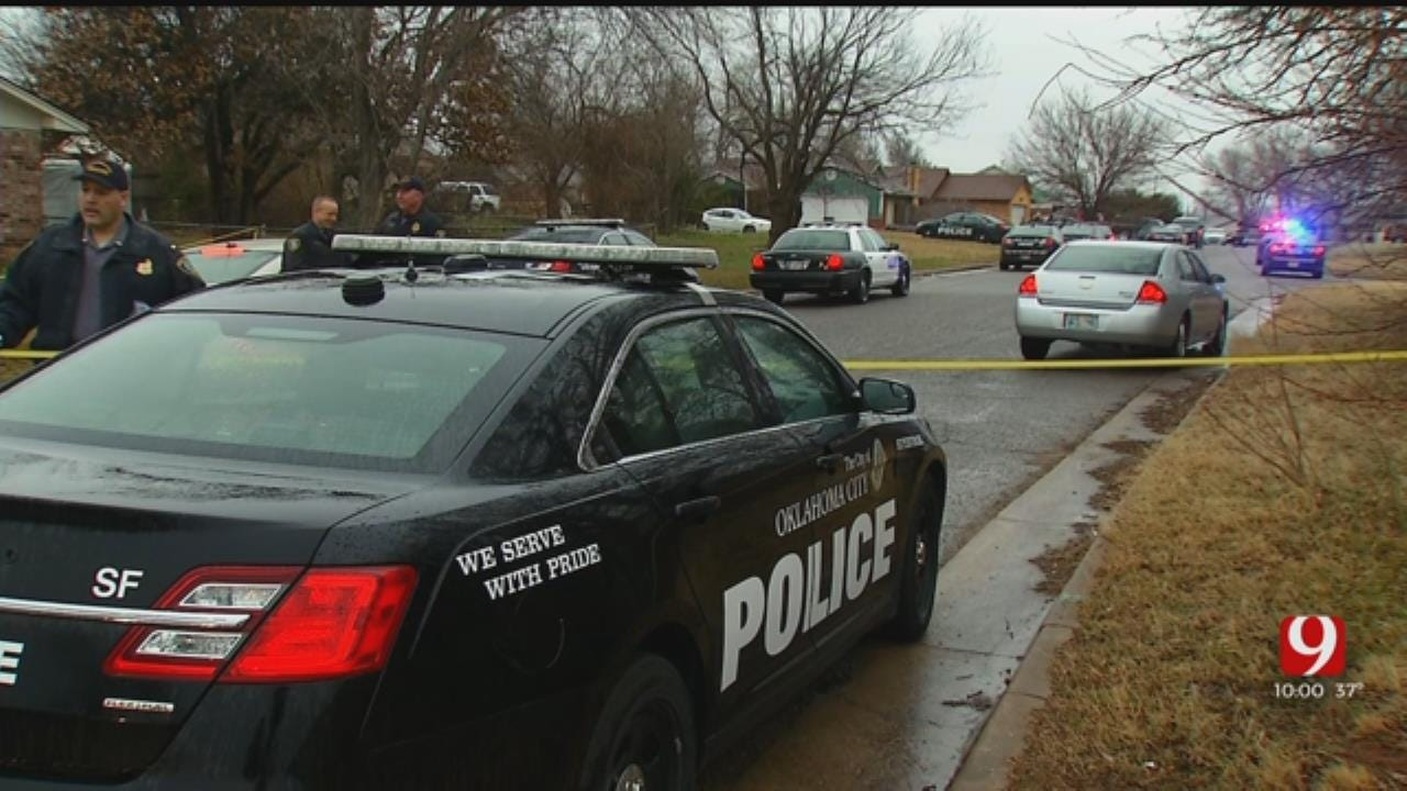 Suspect Shot In Officer-Involved Shooting In SE OKC