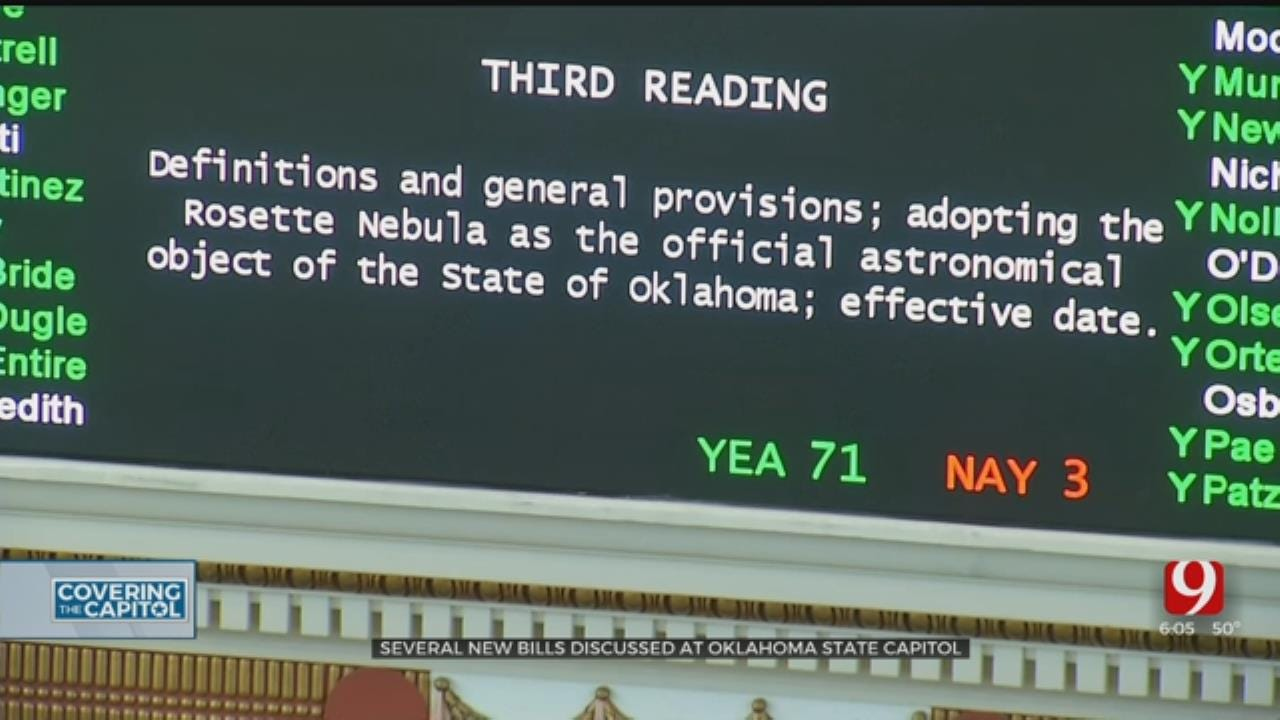 Capitol Week In Review: Several New Bills Discussed At State Capitol