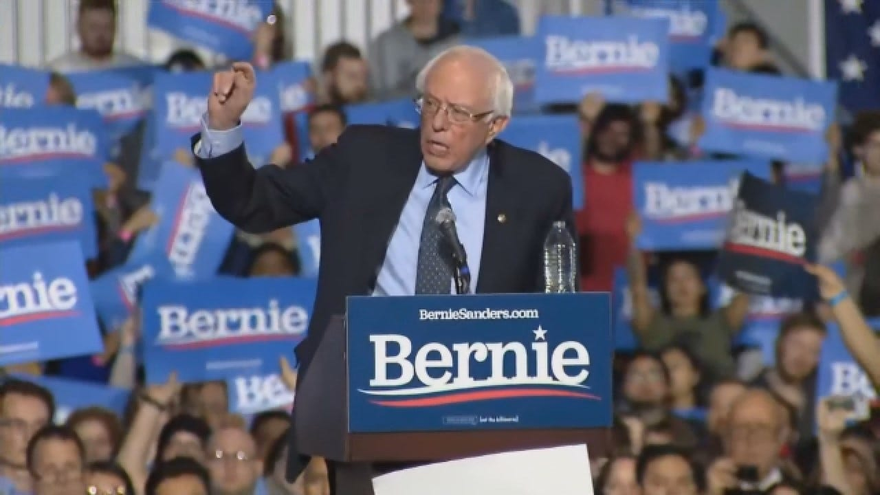 Bernie Sanders: 'Healthcare Is A Human Right, Not A Privilege'