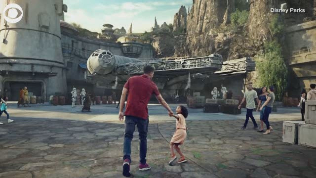 Disney Announces Opening Dates For 'Star Wars: Galaxy's Edge'