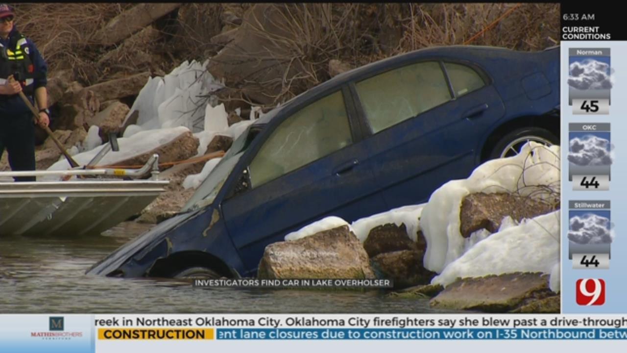 Crash Led To Deaths Of 2 Teens Pulled From Lake Overholser