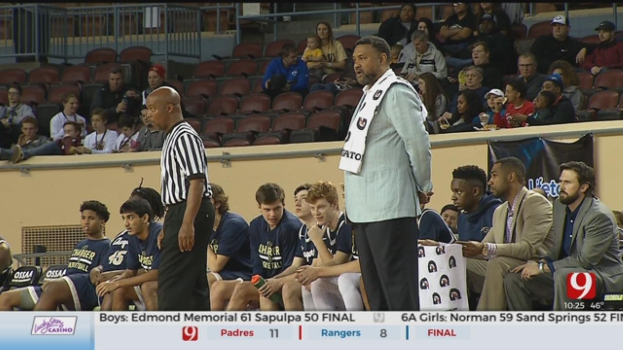 WATCH: HS Basketball State Tournament Quarterfinals Across Oklahoma