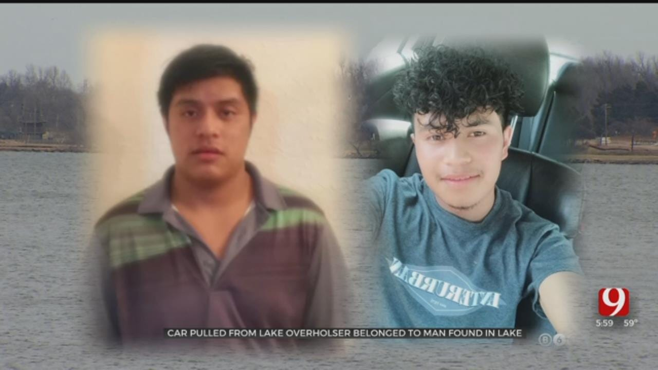 OCPD: Car Crash To Blame For Death Of 2 Teens Pulled From Lake Overholser