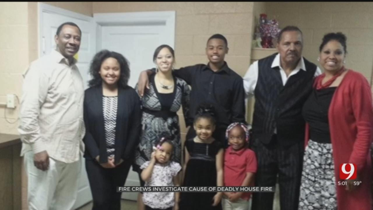 'He Was So Loving': Family Remembers Veteran, Father Killed In OKC House Fire