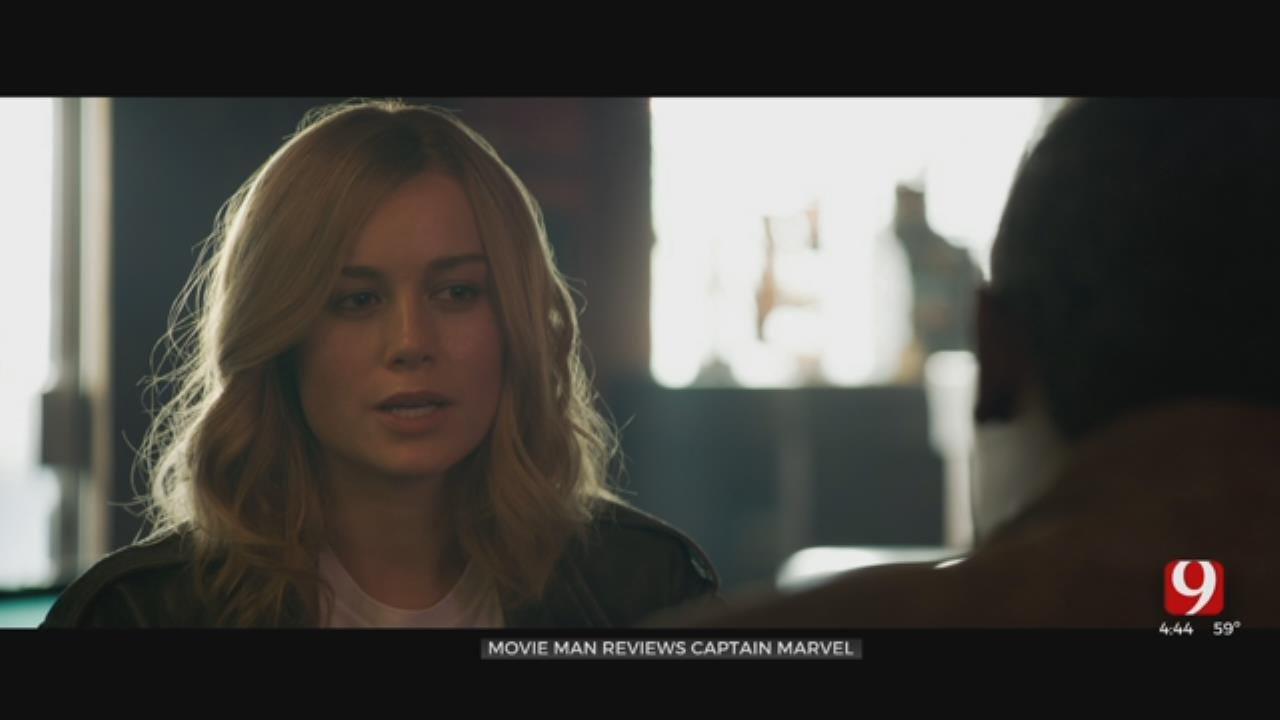 Dino's Movie Moment: Captain Marvel