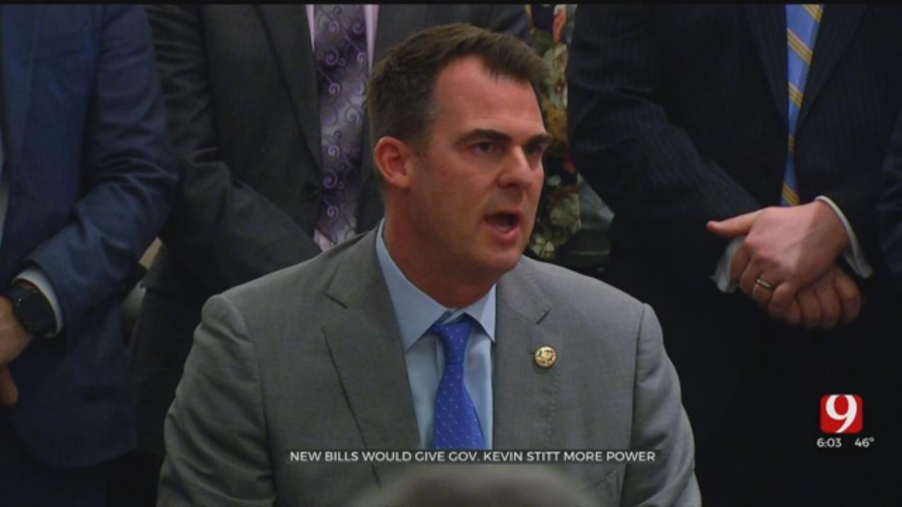 State Legislature Fast-Tracks Bills Giving Governor More Power