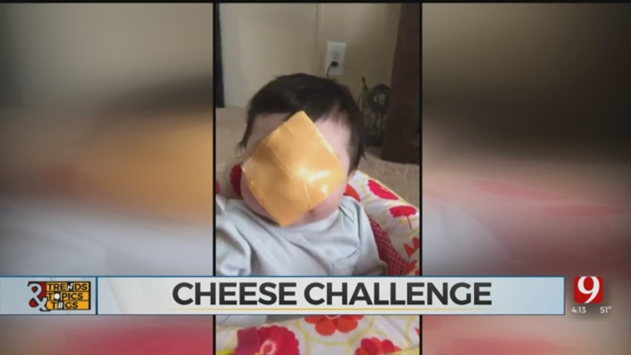Throwing Cheese On Babies Is The Latest Viral Trend