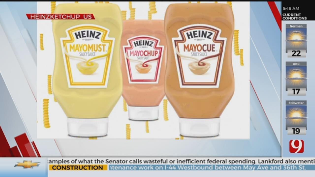Heinz Releases New Mayo Mashup Product Line