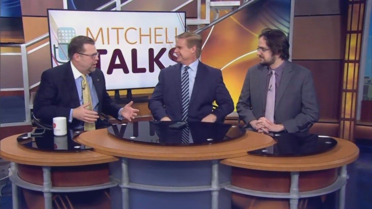 Mitchell Talks: First Month Of Oklahoma Legislative Session