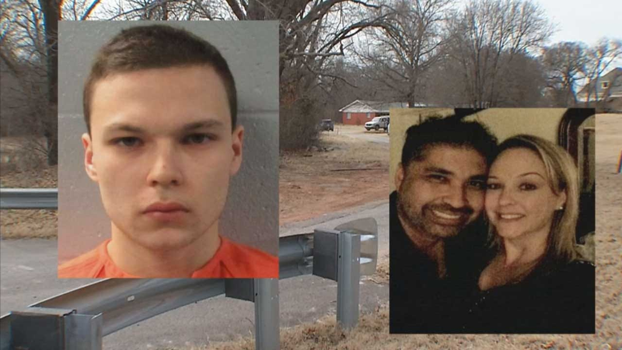 Brother Calls 911 After Teen Allegedly Shoots, Kills Parents In Edmond