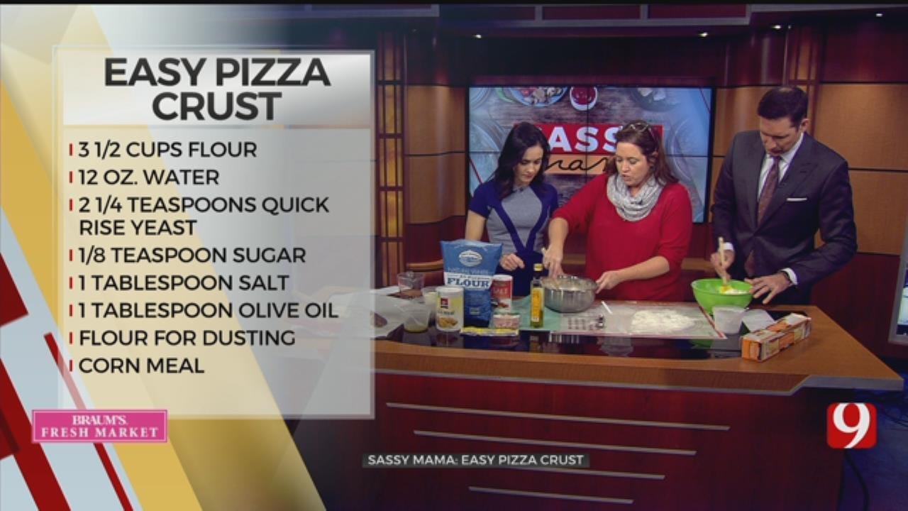 Easy Pizza Crust