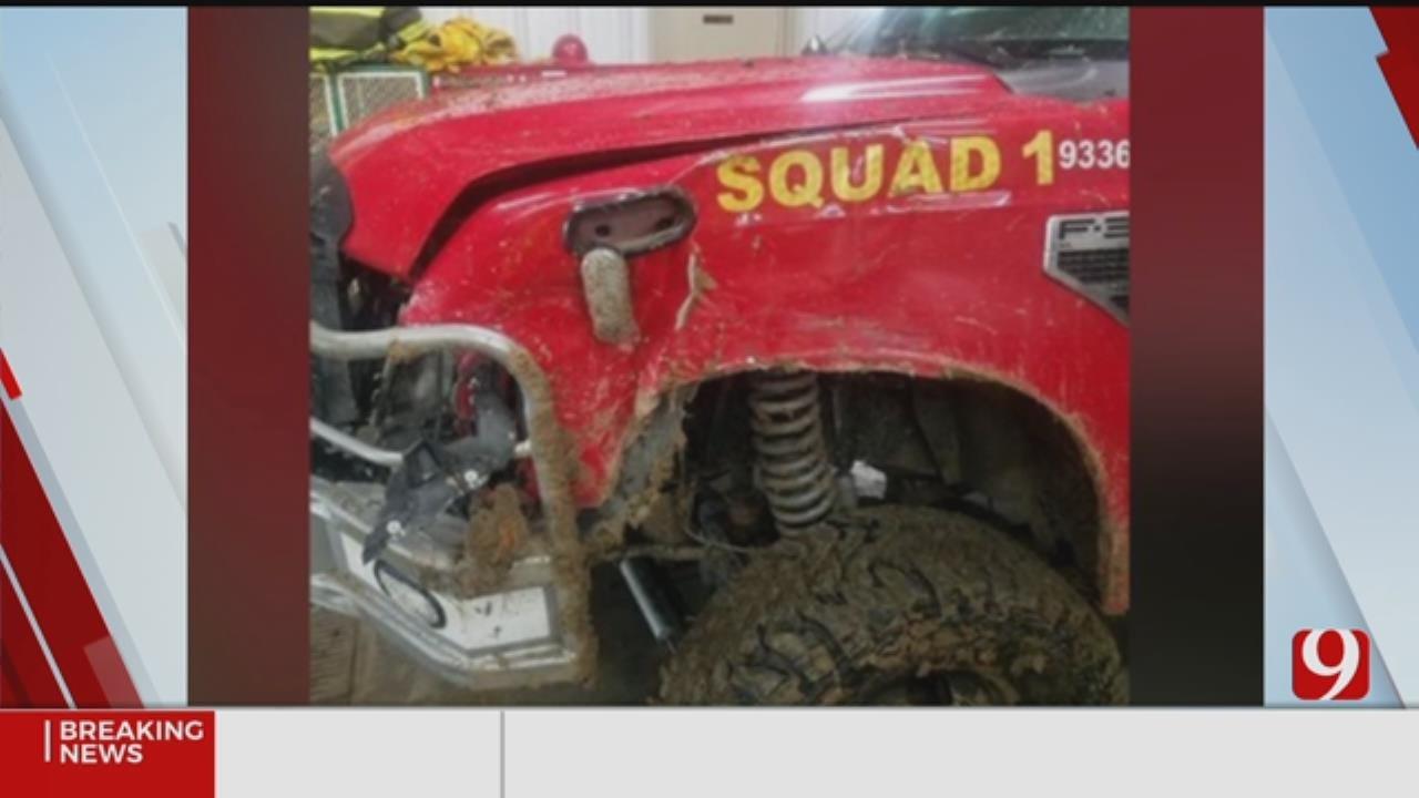 GoFundMe Set Up For Stolen, Damaged RedBird Fire Trucks