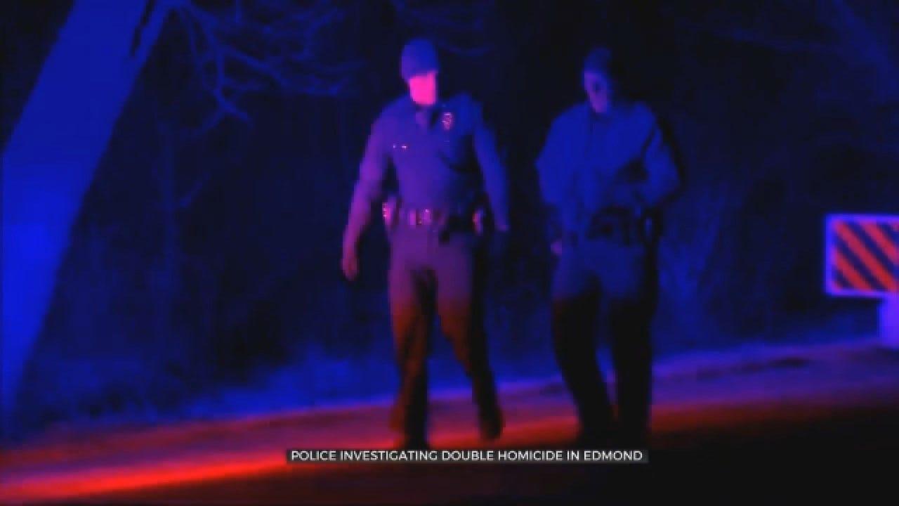 Edmond Police Investigate Double Homicide