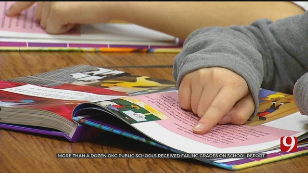 More Than A Dozen OKC Public Schools Received Failing Grades On School Report Cards