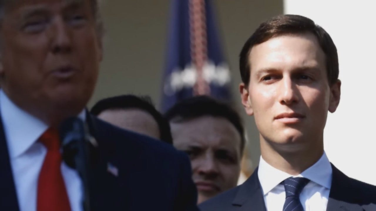 Report: Trump Ignored Key Advisers, Gave Kushner Access To Secret Documents