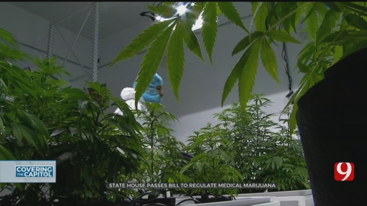 'Unity Bill' Regulating Medical Marijuana Passes In State House Of Representatives